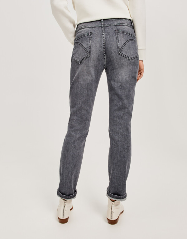 Louis soft - washed grey