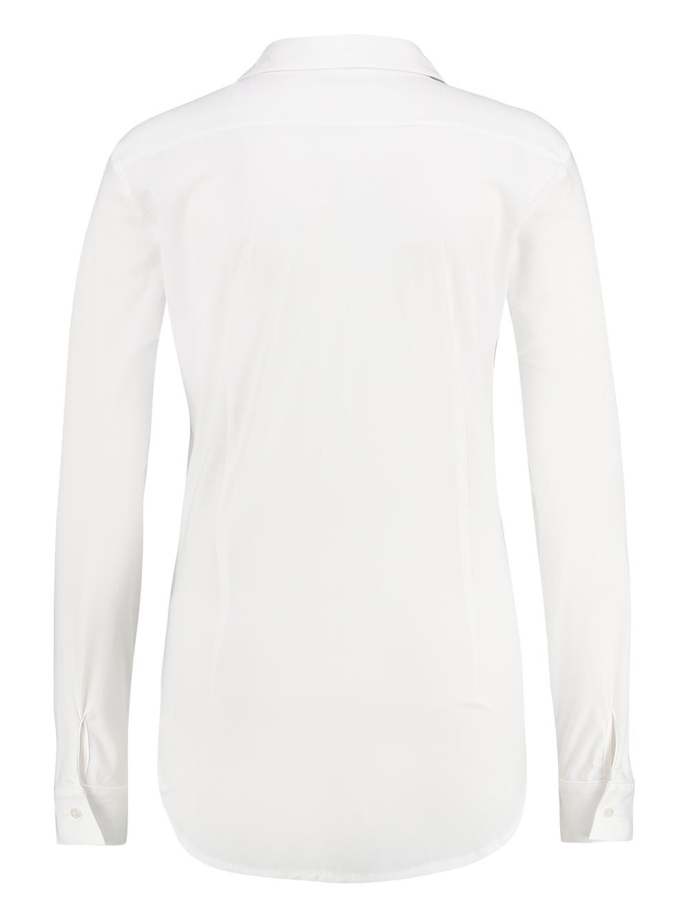 Poppy blouse - white