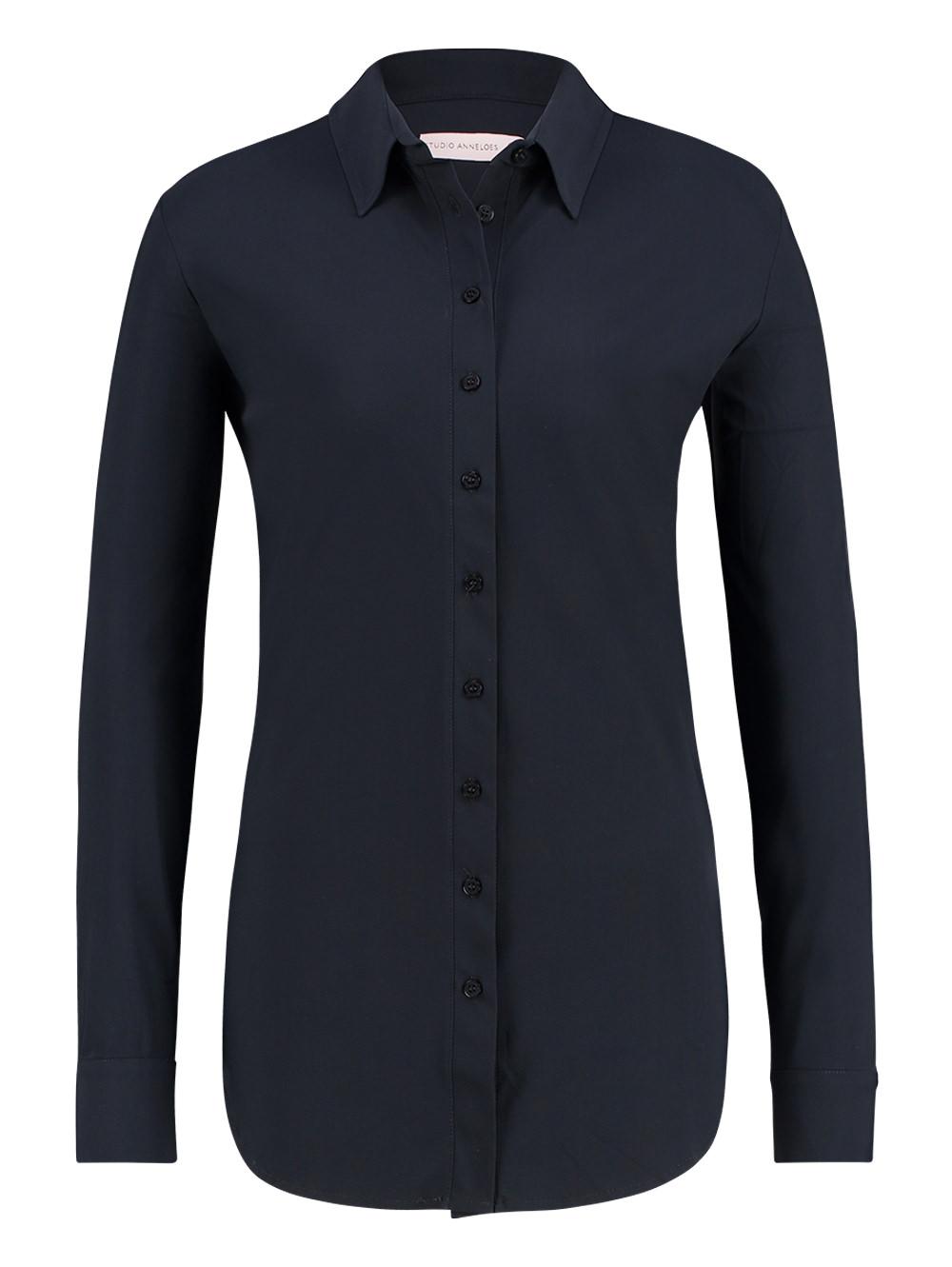 Poppy blouse - dark blue