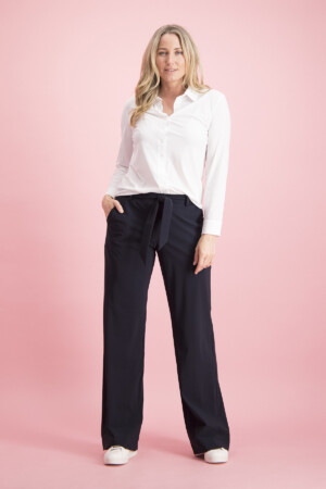 Marilyn trousers - dark blue