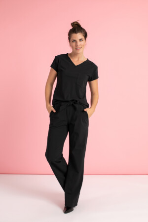 Marilyn trousers - black