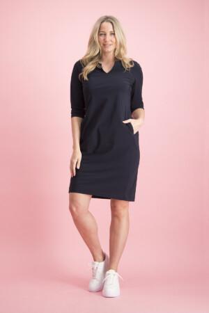 Simplicity dress - dark blue