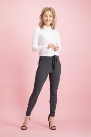 Margot trousers - dark grey