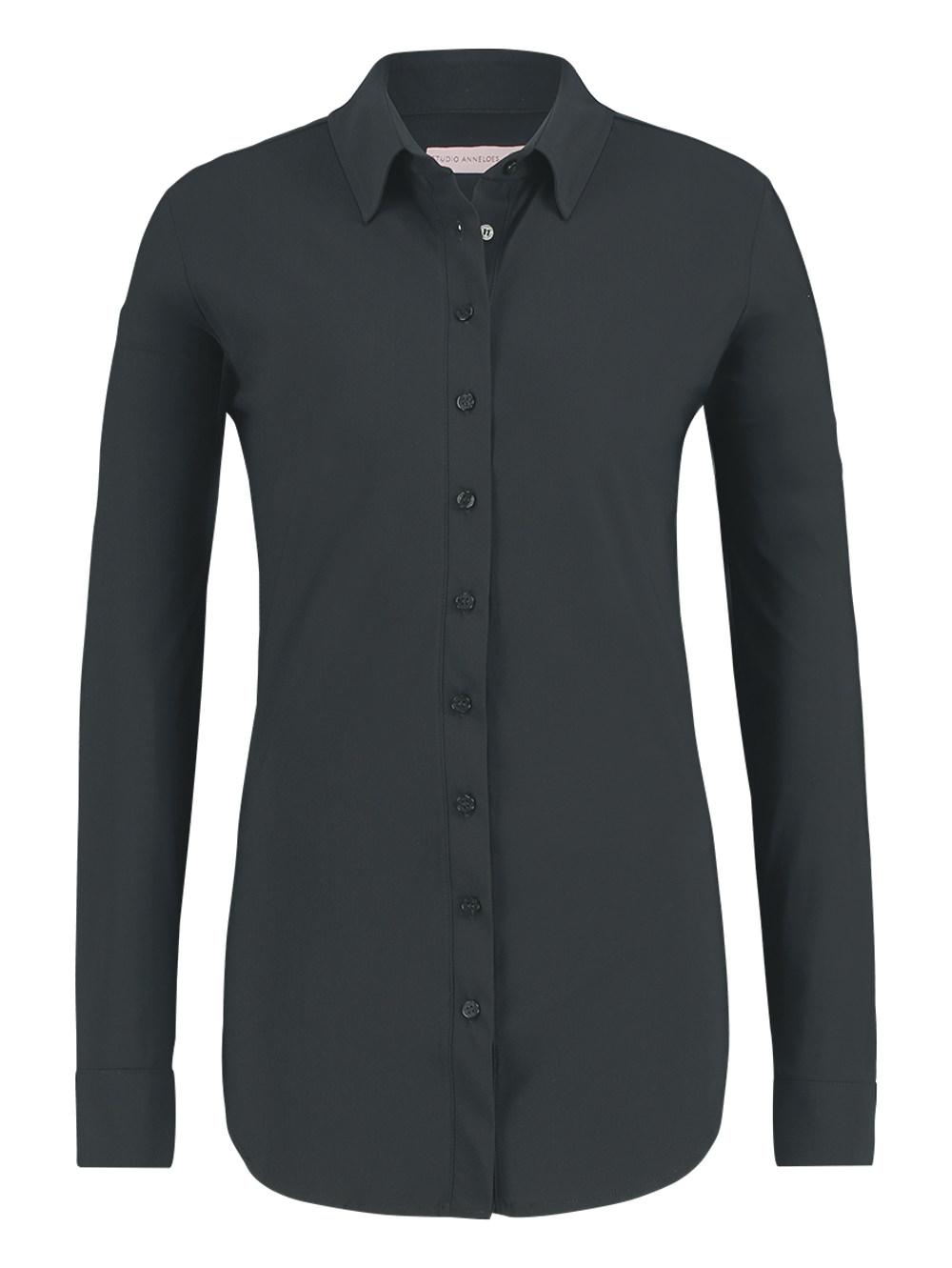 Poppy blouse - dark grey