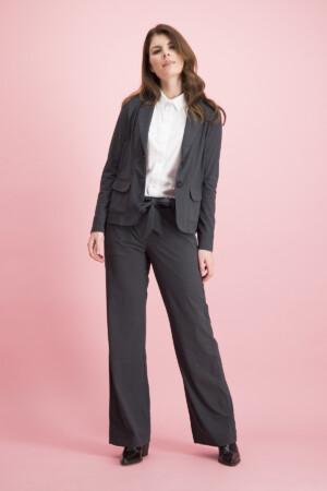 Marilyn trousers - dark grey