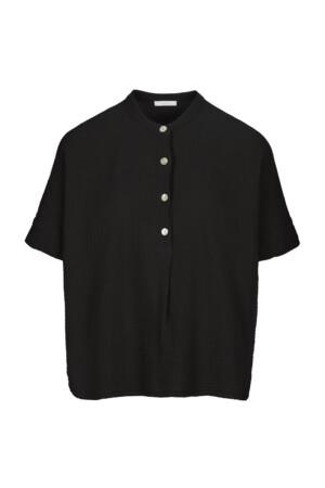 Nanci blouse - jet black