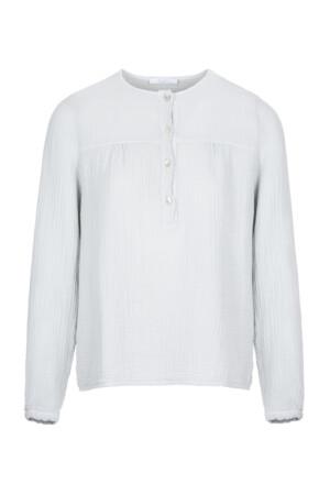 Doppia blouse - illu grey