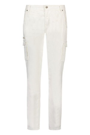 Luna Pants - White