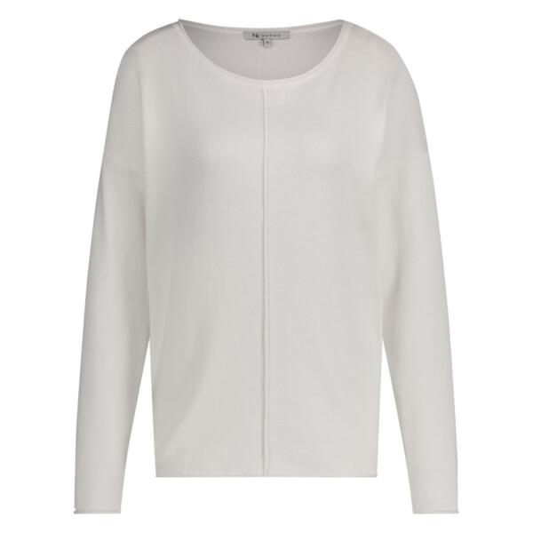 Gina 2 Sweater - White
