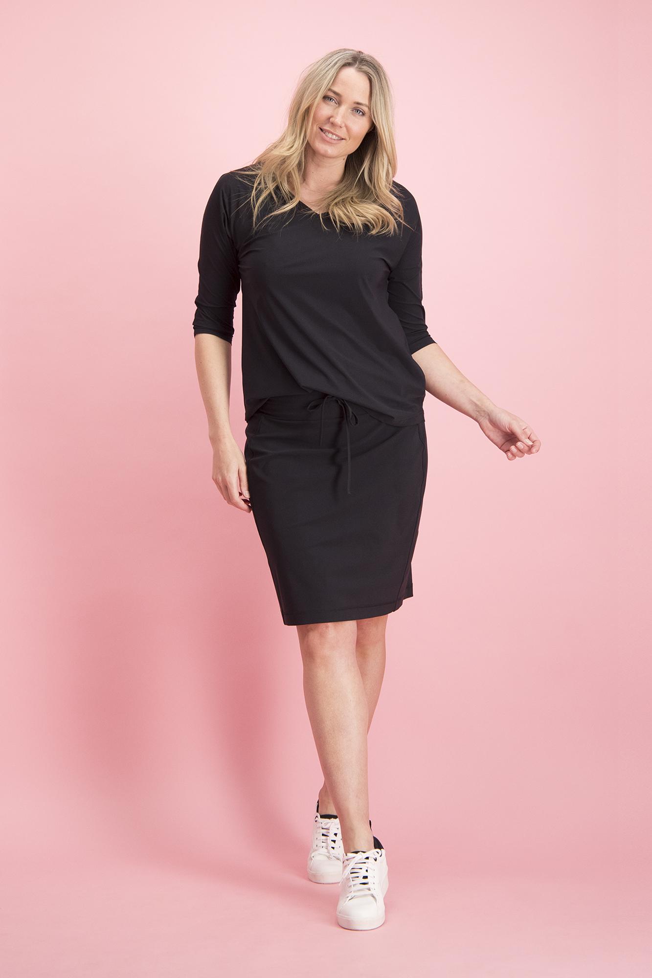 Rene Skirt - black
