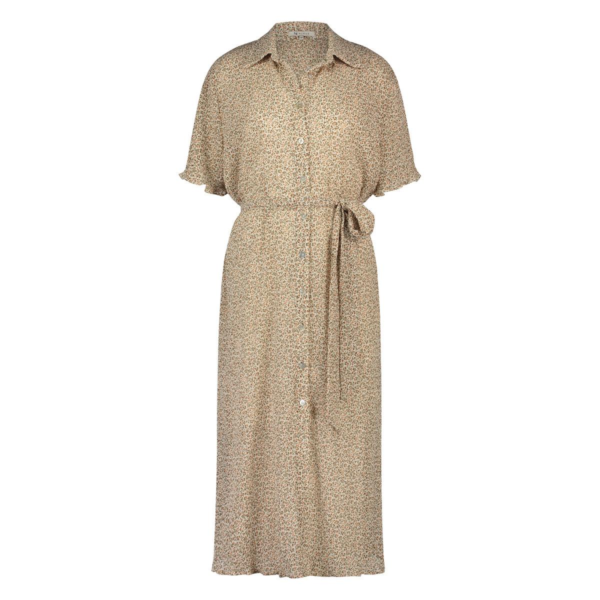 Knokke Dress - Print sand