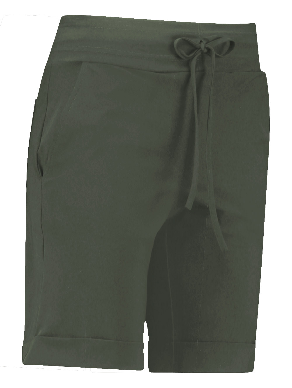 Bermuda Trousers - Green
