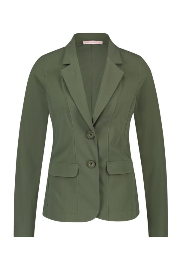 Clean Blazer - Green