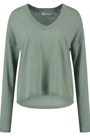 Lilo Knit - Faded green