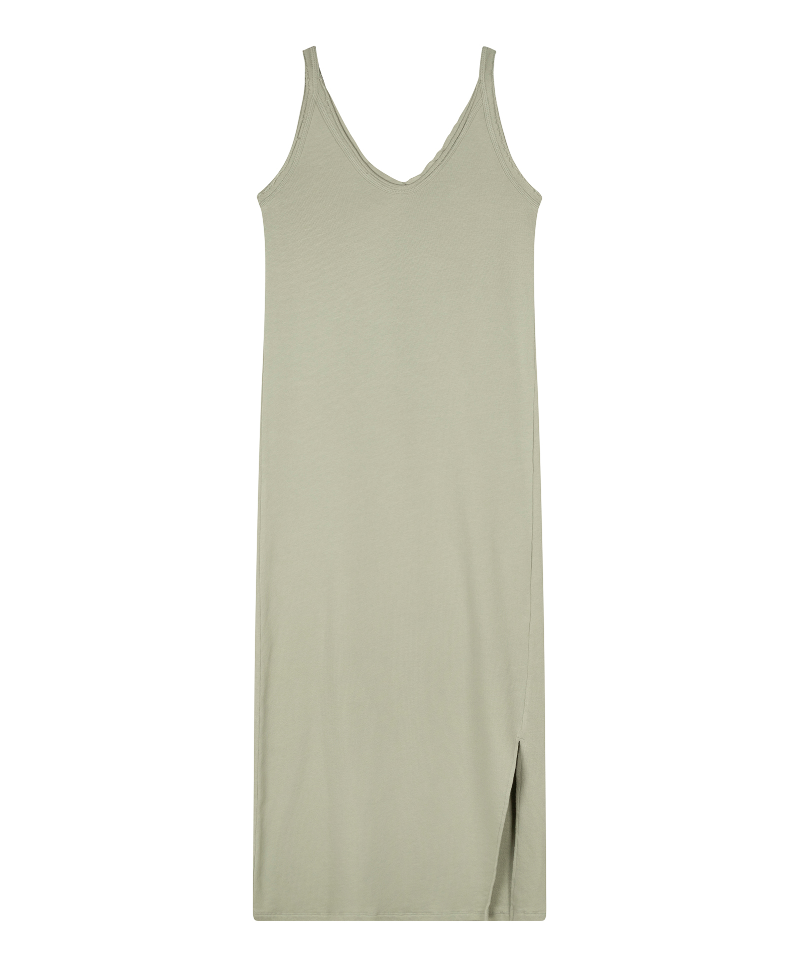Strappy Dress Fleece - Pistache