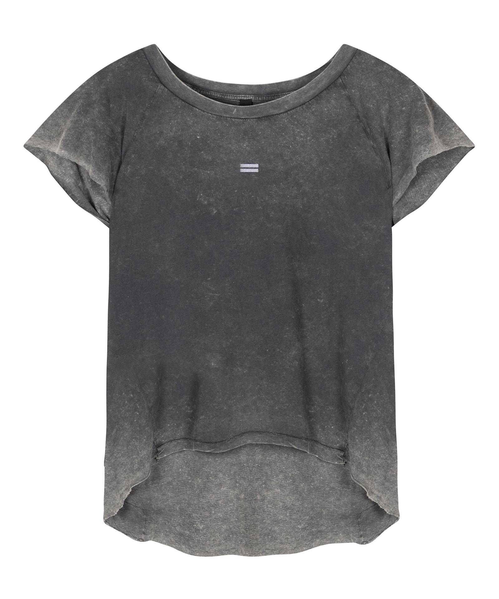 The Tee Bleach - Silver grey