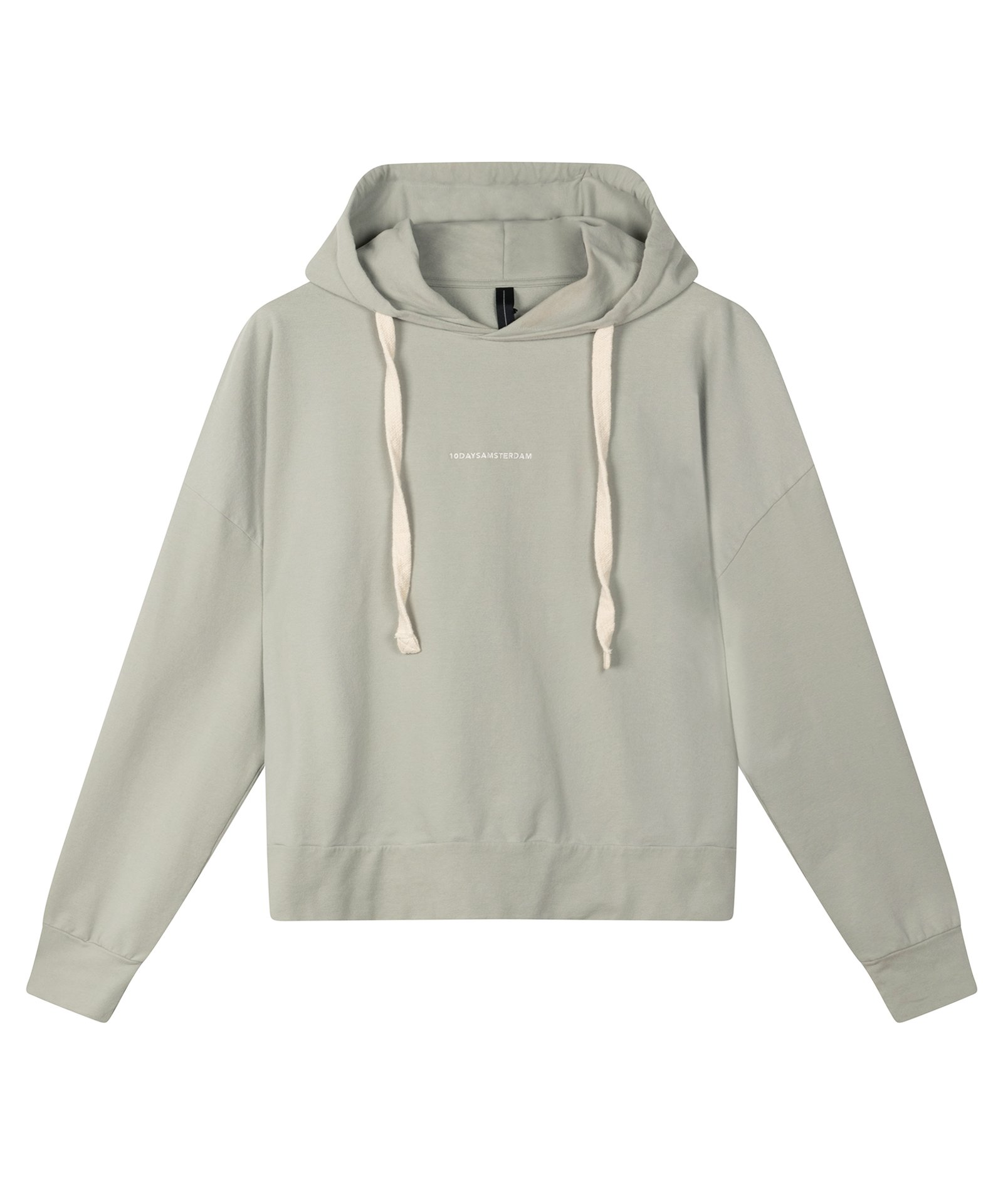 Fitted Hoodie - Pistache