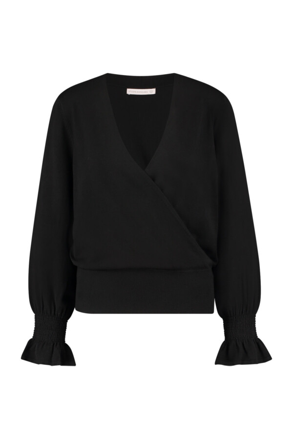 Gracie Pullover - Black