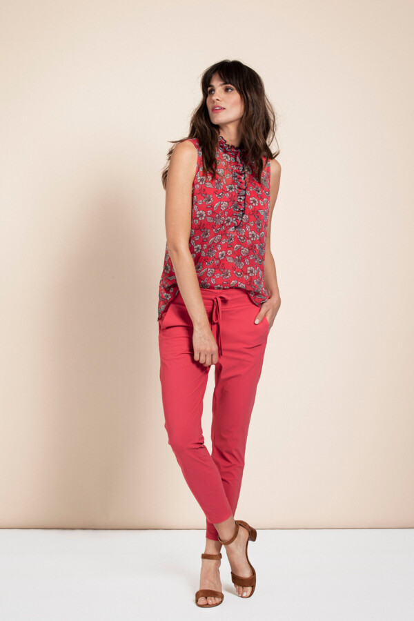 Startup Trousers - Raspberry