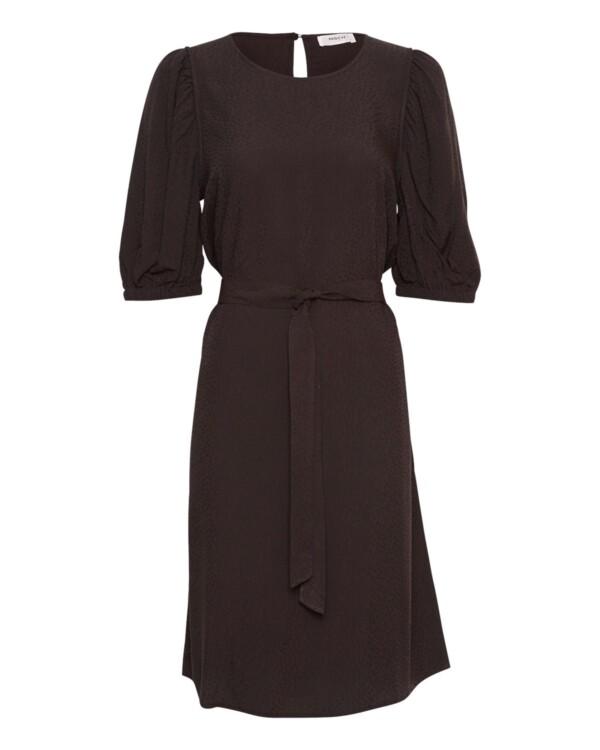 Aili 2/4 Dress - Black