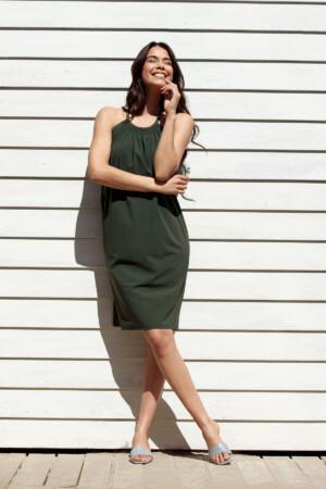 Carline Dress - Green