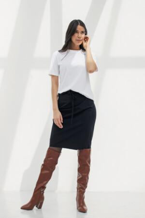 Rene Skirt - Dark blue