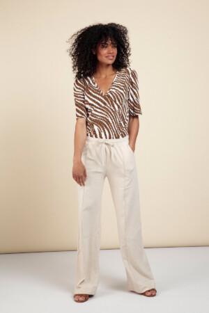 Marilyn Sweat Trousers - Greige