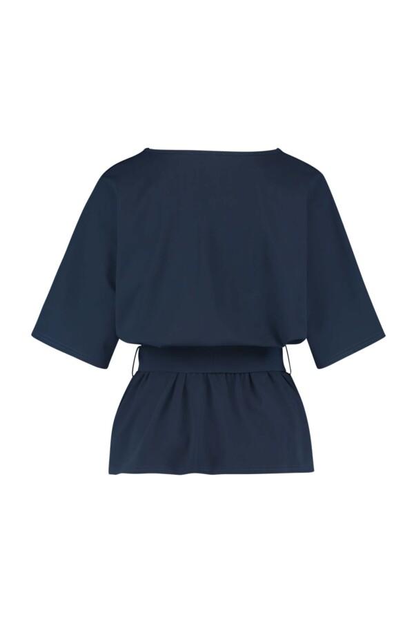 Irena Shirt - Indigo