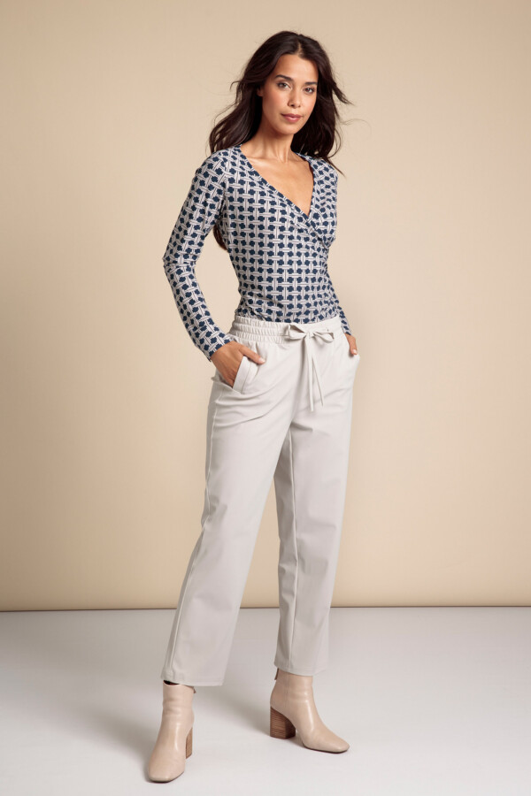 Lucy Trousers - Greige