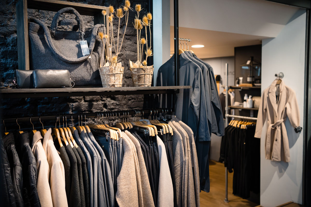 Kledingwinkel voor dames in Wageningen en Rhenen