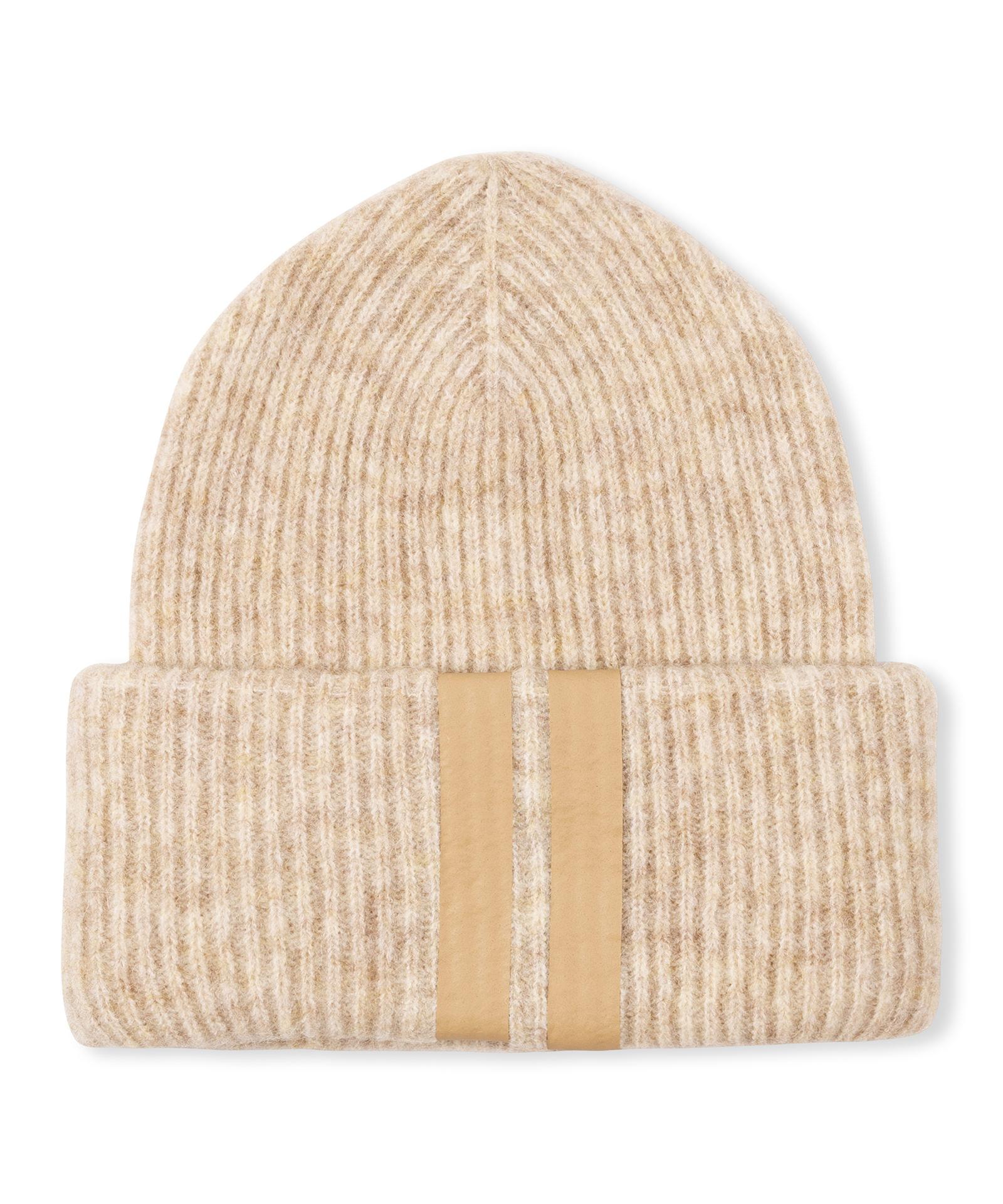 Soft Knit Beanie - Oatmeal