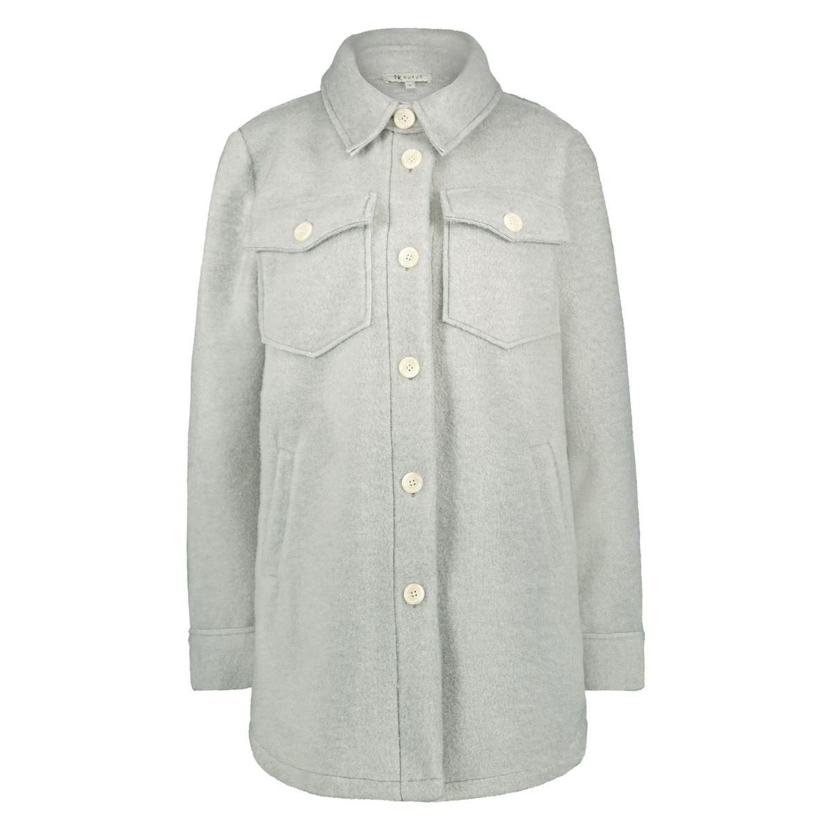 Mindy Coat - Light grey